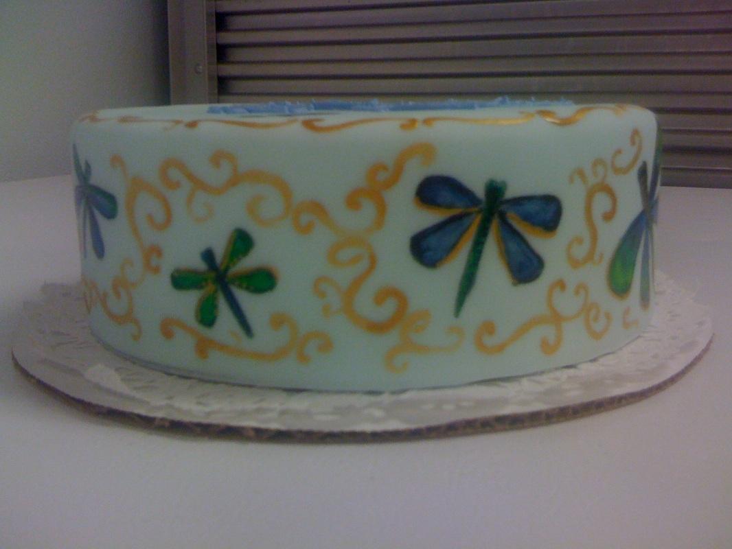 Special Cake Design Kl : Special Occasion Cakes - Kate Repko Cake Designs